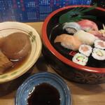 寿司処 和さび - ランチ800円