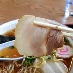 こだま食堂 - 料理写真:チャーシュー