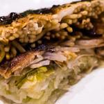 ゑん - 料理写真:広島焼き 豚・玉・そば(テイクアウト)