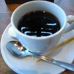 和伊和伊亭 - セットのコーヒー