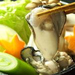ぞろ目家 - かき小鍋シリーズ!!味噌かき小鍋、カキチゲ小鍋、カキの水炊き、各888円