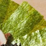 麺肴 ひづき - トッピング(板のり)100円