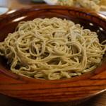 そば 吉里吉里 - 挽きぐるみの十割蕎麦