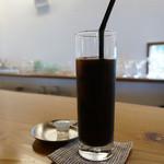 ガーデン・カフェ - アイスコーヒー