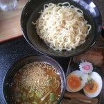 味道屋 - 味噌つけ麺(大盛)840円