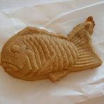 Darumaya - 鯛焼き 110円