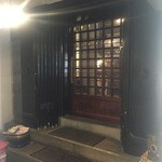48030852 - 入ってからの蔵の入り口(2016/02)