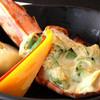 ピッツェリア アモリーノ - 料理写真:大海老のアボカドマヨネーズ焼