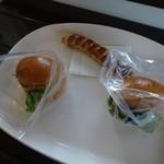 ブーランジェリー・フー - 今回チョイスしたパン♪