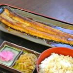 たからや食堂 - 料理写真:穴子丼(大)※午前中に売り切れる事が多々あります