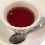 ピッツェリア マルーモ - 紅茶