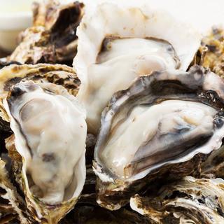 牡蠣食べ放題播磨灘産の蒸し牡蠣が年中食べ放題!