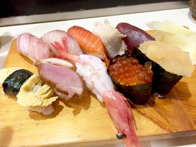 神田江戸銀 九段店の料理の写真