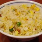 麺覇王 - ランチのセット炒飯