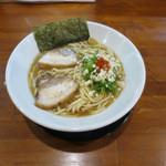 麺屋とうじ - 醤油ラーメン¥700  麺大盛(無料)