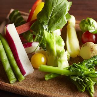 彩鮮やか国内産新鮮季節野菜、