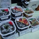 ハヤママーケット日曜朝市 - 海鮮丼いろいろ