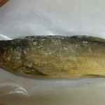 浄蓮の滝 天城国際常設鱒釣場 バーベキュー施設 - 料理写真: