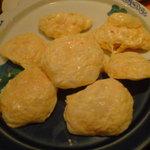 まるちょん - チーズせんべい