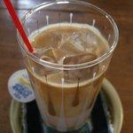 Cafe 5040 Ocha-Nova - 「豆乳のカフェラテ(Ice)」