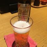 48040681 - ノンアルコールビール380円