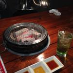 ぐず亭 - 料理写真:焼く前