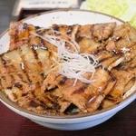 48047347 - 豚丼(竹)、肉はバラ肉を選択