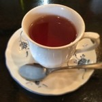 ピッコロティガー - ランチのドリンク 紅茶