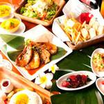 カウカウ - ヘルシーなのにおいしいハワイ料理のコースです