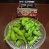 ごっそ - 料理写真:枝豆 350円