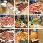 やきにく ホルモン 壱番 - 今日は2月29日で肉食会( ´ ▽ ` )ノ