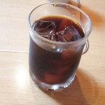 吉川屋本店 - アイスコーヒー(ランチ)