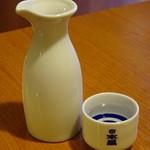 慶太郎酒場 - 飲み放題(1000円)の熱燗