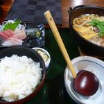 ちゃんこ 萩乃井 - 料理写真:ちゃんこ鍋定食