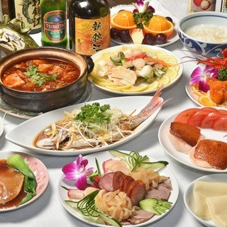 中華料理はやっぱりお酒がススム☆酒好き歓喜の豊富な品揃え