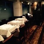 OGINO Red&Green Restaurant - 1階の2名席