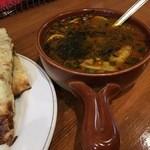 ビニタ - 胡麻のスープカレー