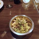 コマイチ アンド カフェ - 鶏とキャベツのワン・ボウル