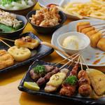 串串 - 人気の宴会コース☆