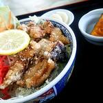 小浜屋 - ウツボの唐揚げ丼