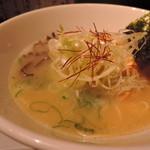 48056823 - 麺とスープが織りなす軽快な食い心地と、優しい味わいが好印象