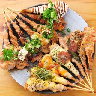 京都から毎朝仕入れている新鮮な国産厳選鶏をご賞味下さい♪