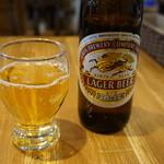 48057858 - 瓶ビール♪