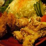 登利平 - 料理写真:鳥追い定食