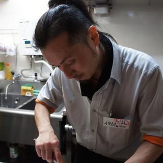 料理とは己を磨き、人を育み、内面から健やかにする事。