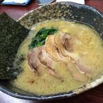 麺場 ちゃっちゃか - ちゃあしゅう麺880円 海苔100円