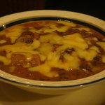 ガラムマサラ - サブジチーズカレー