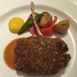 リストランテ サクラ - 子羊のカツレツ