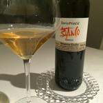 リストランテ サクラ - 美味しすぎるワイン。ツボでした。