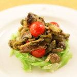 カマラダ - つぶ貝のエスカルゴバターソテー